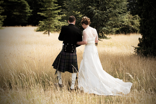 Groomwear Kilt Scottish Wedding
