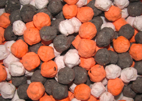 Wedding Flavours Seeds Coral Grey