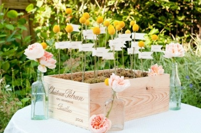 Wedding Decor Ideas Rustic