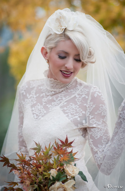 Autumn Weddings Bride